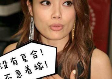容祖儿否认复合:刘浩龙不是家人是朋友