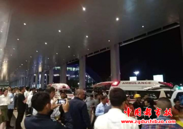 孟加拉航空公司一架客机断成三截 机上有3名中国人