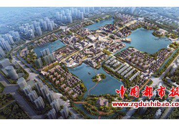 宁陵县葛天文化城市政基础工程建设如火如荼