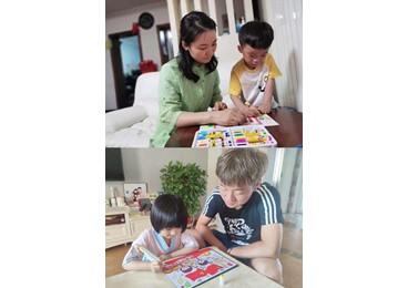 【五风建设】童心童画 献礼建党百年----上街区幼儿园开展庆祝建党百年绘画活动